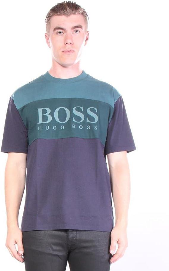 Hugo Boss T-Bold - Camisetas - S Hombres: Amazon.es: Ropa y ...