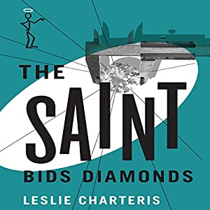 The Saint Bids Diamonds Audiobook