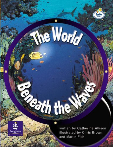 LILA: IT: Independent Plus Access: The World Beneath the Waves Info Trail Independent Plus Access (Literacy Land)