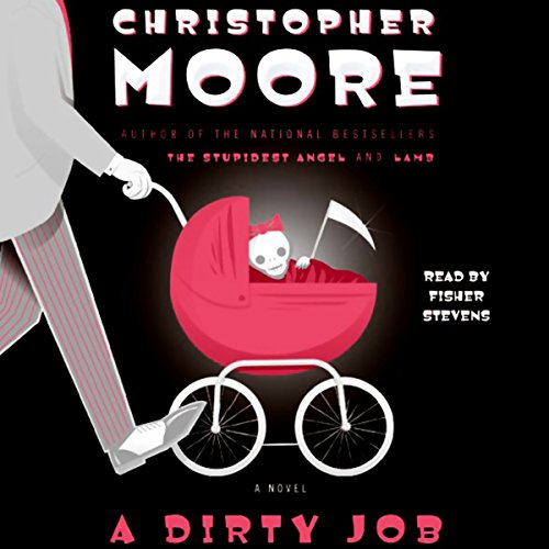 A Dirty Job  cover