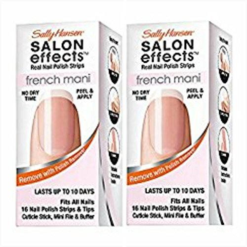 Sally Hansen 007 French Twist Manicure Set