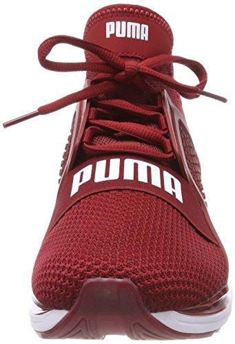 Per Limitless Puma Outdoor Uomo red Sport Dahlia-puma Scape White Rosso Weave Ignite