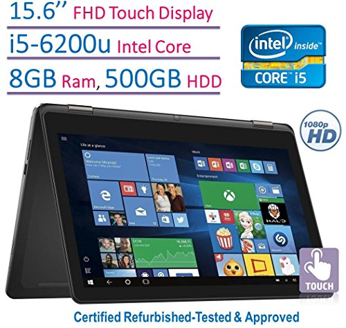 Dell Touchscreen Processor Bluetooth Refurbished