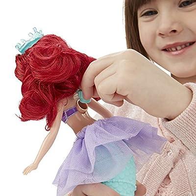 Disney Princess Bubble Tiara Ariel: Toys & Games