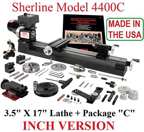 Sherline 4400C INCH 17