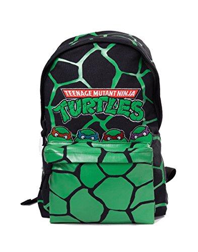 Difuzed Teenage Mutant Ninja Turtles Backpack Retro Borse
