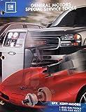 2002 General Motors Special Service Tools Catalog