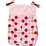Hugs & Kisses Girl Diaper Stacker - Simply Baby by Simply Baby