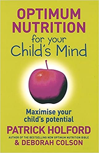 Book Optimum Nutrition for Your Child's Mind
