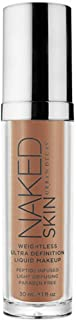 product image for UD Naked Skin Weightless Ultra Definition Liquid Makeup Foundation - Shade 6.5