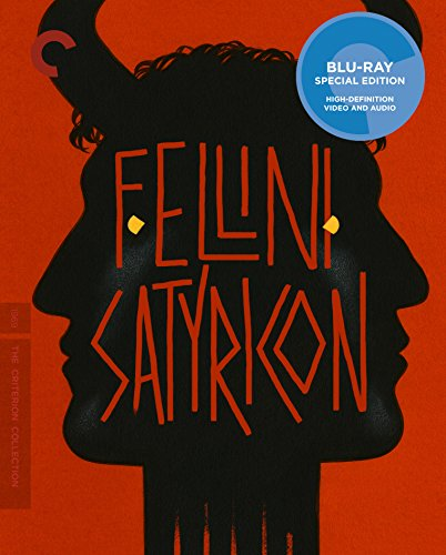Fellini Satyricon [Blu-ray]