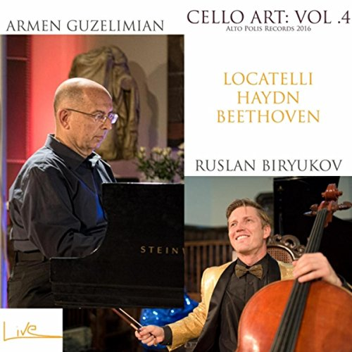 Sonata Art Armen - Cello Sonata No. 3 in A Major, Op. 69: II. Scherzo. Allegro molto (Live)
