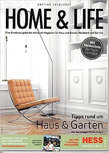 Home & Life 2016/2017 Haus & Garten Zeitschrift Magazin Einzelheft ...