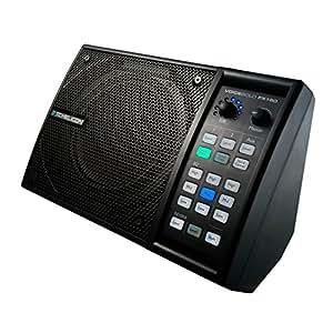 TC Helicon VOICESOLO FX150 - Monitor de suelo autoamplificado, amplificador clase D de 150 W