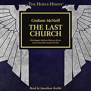The Last Church Audiobook