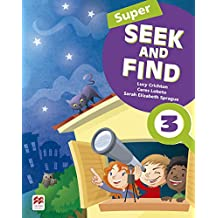 Super Seek (+ Find. Student's Book e Digital - Pacote: Volume 3