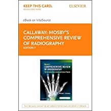 Amazon william j callaway ma rtr books mosbys comprehensive review of radiography elsevier ebook on vitalsource retail access card the complete study guide and career planner 7e fandeluxe Image collections