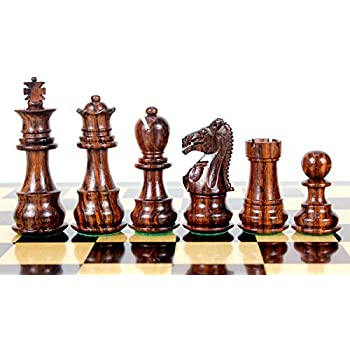 House of Chess - Rosewood Galaxy Staunton Wooden Chess Set Pieces King size 3\  Triple  sc 1 st  Amazon.com & Amazon.com: House of Chess - Rosewood Galaxy Staunton Wooden Chess ...