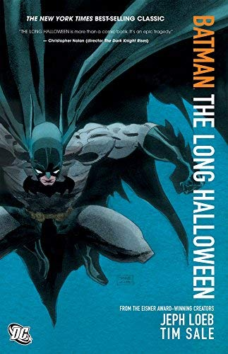Batman: The Long Halloween 1st (first) Edition by Loeb, Jeph published by DC Comics (2011)]()