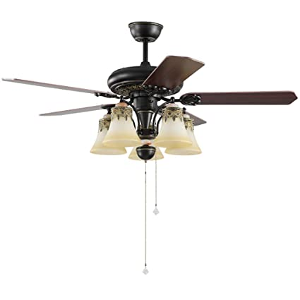 retro ceiling fans old fashioned ceiling fans european light restaurant fan living room led wrought iron retro chandelier bedroom amazoncom