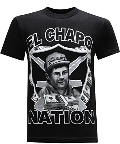 El Chapo Billionaire Men's T-Shirt - XL
