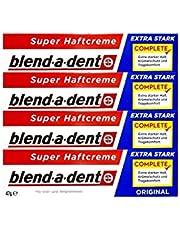 blend-a-dent Original Super kleefcrème, extra sterk, 4 x 47 g