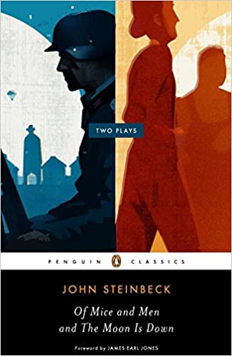 Amazon of mice and men and the moon is down two plays penguin amazon of mice and men and the moon is down two plays penguin classics 9780143106135 john steinbeck james earl jones books fandeluxe Choice Image