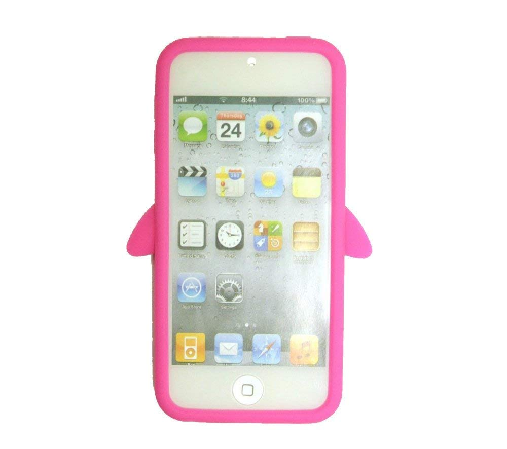 Soft Silicone Back Cover Skin Protective Case For Apple iPod Nano 7th Generation