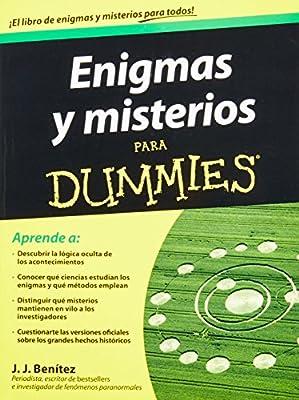 Enigmas y Misterios para Dummies (For Dummies) (Spanish Edition)