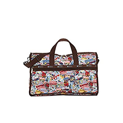 9bad2590bbc1 chic LeSportsac Classic Large Weekender, Exclusive American Stamp ...