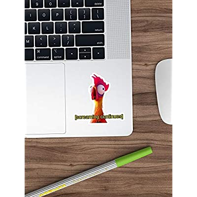 MrMint HEI HEI Stickers (3 Pcs/Pack): Kitchen & Dining