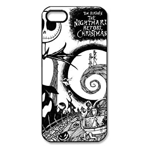 The Nightmare Before Christmas Jack Skellington Iphone 5 5S Cover Protection Case
