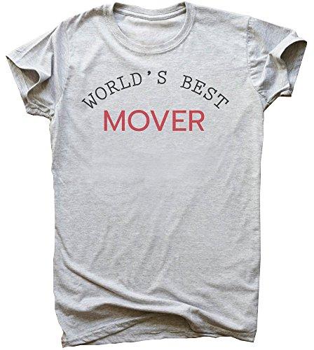 World's Best Mover Men's T-Shirt