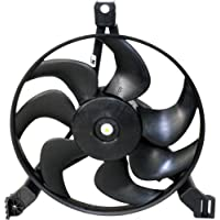 MAPM Premium LUMINA / MONTE CARLO 95-99 RADIATOR FAN and MOTOR ASSEMBLY, LH, Man Trans, 6cyl, 3.1L Eng.