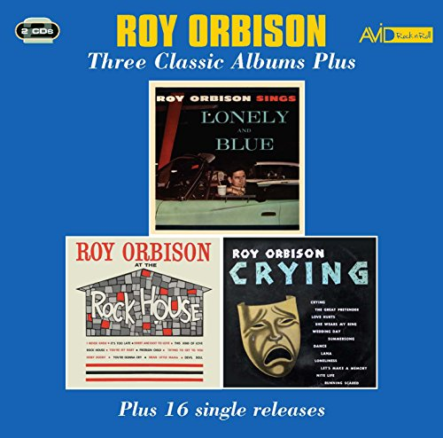 Roy Orbison - Lonely & Blue / At the Rock House / Crying