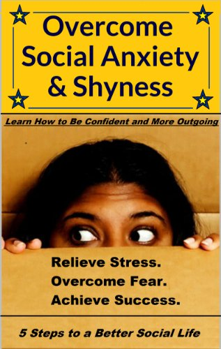 Overcome Social Anxiety Shyness Confident ebook