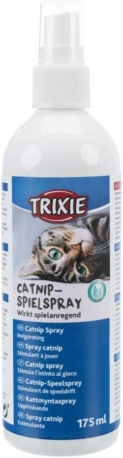 TRIXIE Spray Juego Catnip, 175 ml, Gato