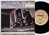 CINDERELLA - SHELTER ME 7 INCH - 7 inch vinyl / 45