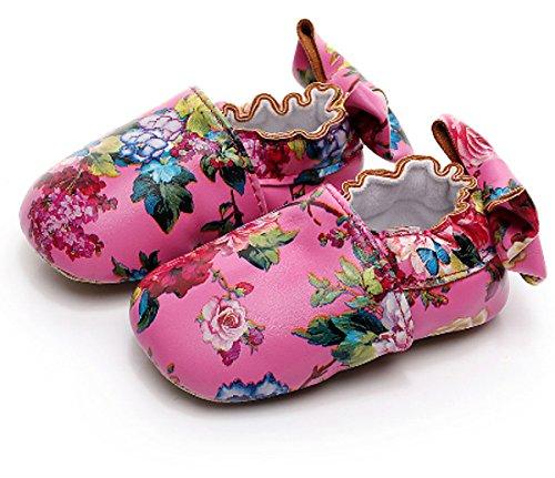 Sabe Baby Mädchen Lauflernschuhe pink01