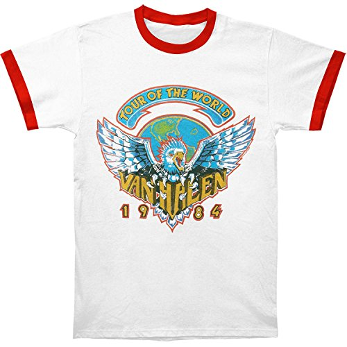Van Halen Men's 84 Tour