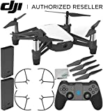 Ryze Tello Quadcopter Drone with HD Camera and VR - Powered by DJI Technology and Intel Processor with GameSir T1d Bluetooth Gaming Controller Essential Bundle