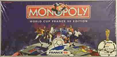 Monopoly: World Cup France 98 Edition by USAopoly: Amazon.es: Juguetes y juegos