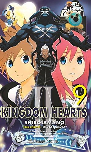 Descargar Libro Kingdom Hearts Ii - Número 9 Shiro Amano
