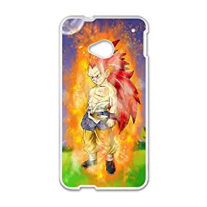 HTC One M7 Csaes phone Case Dragon?Ball?Z?-?Goku?Metamorphosis LZ93647