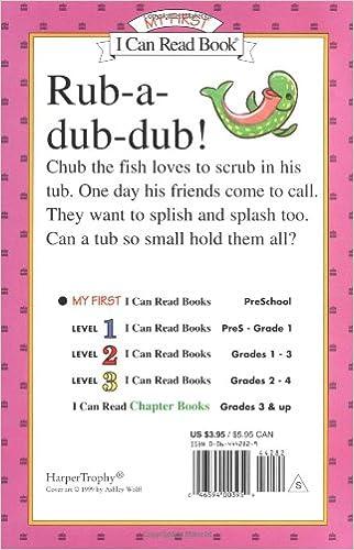 Amazon.com: Splish, Splash! (My First I Can Read) (9780064442824 ...