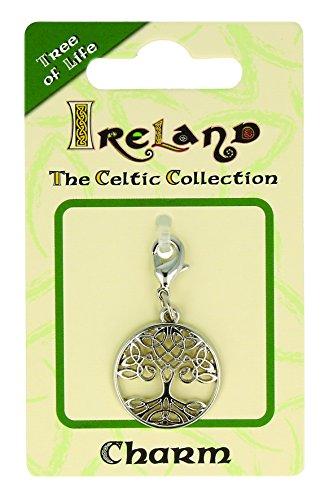 - Shamrock Gift Co Celtic Collection Charm - Tree of Life - Ireland