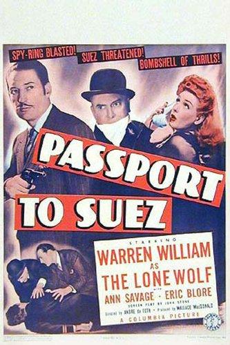 - Passport To Suez