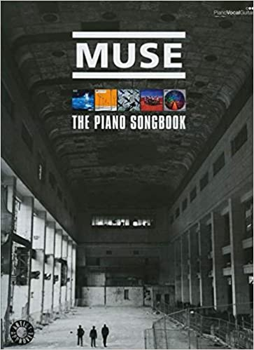 Muse Piano Songbook (Piano, Voice, Guitar) (Pvg): Amazon.co.uk: Muse ...