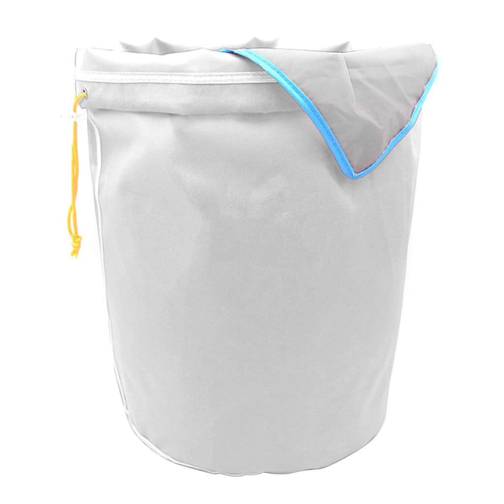 Fenteer Bolsas de Filtraci/ón Resina Burbuja de 5 galones Bolsas de Hielo Hidrop/ónica Bubblebag Mallas de Extracci/ón de Aceite Amarillo-73 micras