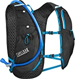 CamelBak Circuit Crux Reservoir Hydration Vest, Black/Atomic Blue, 1.5...